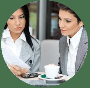 Smart Women Partner & Grow Rich!